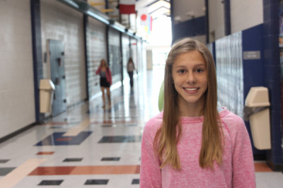 Q and A with StuCo treasurer candidate Maegann Parsons