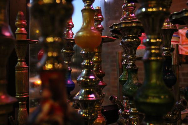 Hookah bars provide social setting for older students