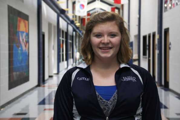 Seven questions with sophomore KMEA singer Caitlin Alley