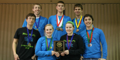 Science Olympiad team places fourth at regionals, qualifies for state
