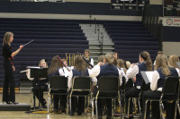 Spring band concert