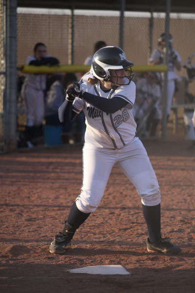 Varsity softball team starts season with 3-1 record