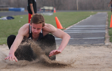 Track team hosts Jaguar Invitational