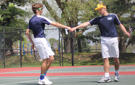 Senior earns third place at state tennis tournament