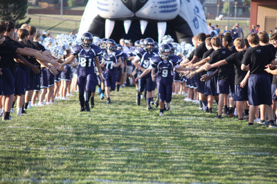 Fall sports season kicks off with Mill Valley Night Lights