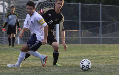Boys soccer defeats Turner, 4-1