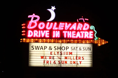 Boulevard Drive-In Review