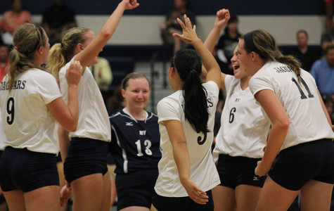 Jaguar volleyball team wins Hayden tournament
