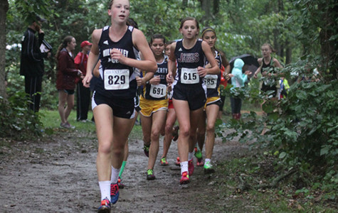 Photo Gallery: Cross country at Rim Rock Farm: Sept. 28