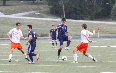 Boys soccer team defeats Bonner Springs, 5-1