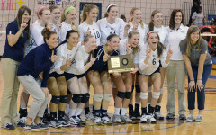 Volleyball team qualifies for state tournament