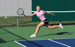 Photo Gallery: Girls tennis vs. Bonner Springs and Lansing: Oct. 7