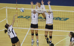 Photo Gallery: State volleyball vs. St. Thomas Aquinas: Nov. 1