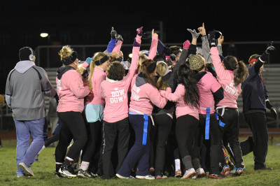 Photo Gallery: Powder Puff football Nov. 22