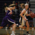 The girls basketball team lost to Piper in their first game 46-39 on Friday, Dec. 6.