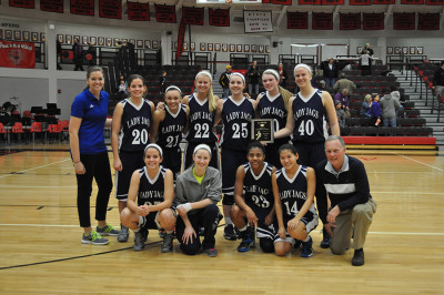Girls basketball wins El Dorado Tournament
