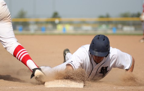 Baseball team wins Kaw Valley League Championship