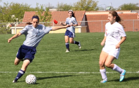 Girls soccer falls to Shawnee Mission Northwest 3-0
