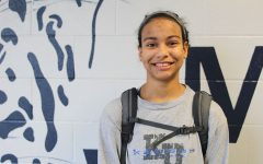 Sophomore Mercy Pryhozen cultivates active, healthy lifestyle