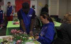 Special services department hosts annual MV Cafe