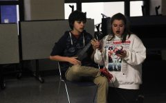 Student Council holds open mic night to benefit Noah's Bandage Project