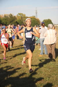 Cross country shows depth at Cat Classic Invitational
