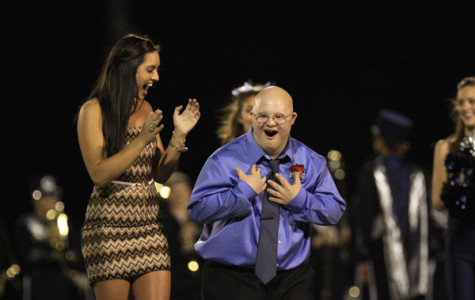 Q and A with Homecoming king Connor Bickle
