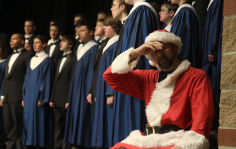 Choirs perform winter concert