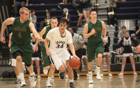 Boys basketball team's winning streak comes to an end