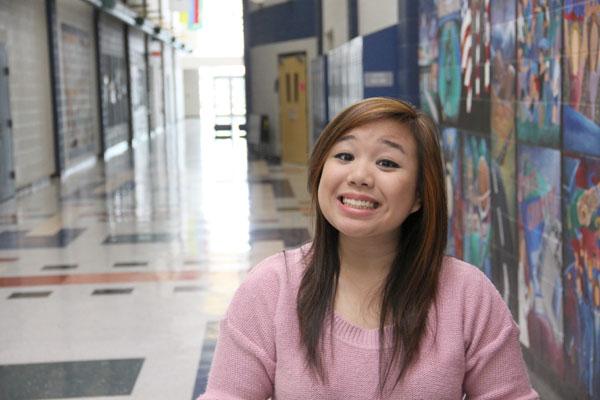 Seven questions with freshman Valerie Nguyen