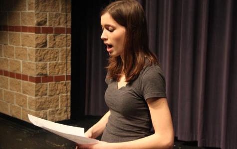 School adds Thespian Troupe drama club