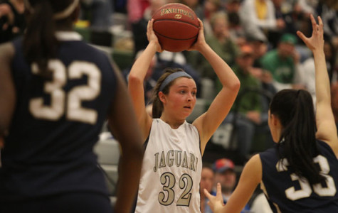 Girls basketball team ends season 18-4, after setting three school records