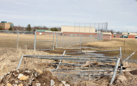 Reconstruction plan begins for baseball and football practice area