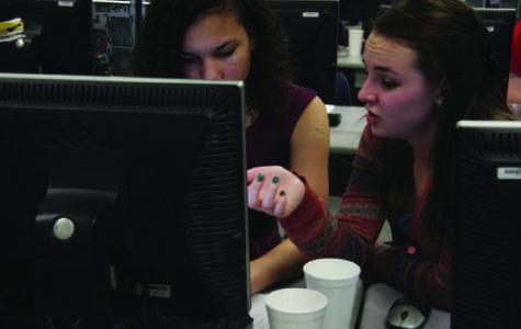Senior journalism student wins state honor