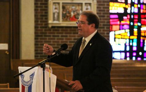 Mayor Jeff Meyers seeks re-election