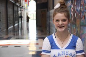 Seven questions with freshman Jordan Matlock