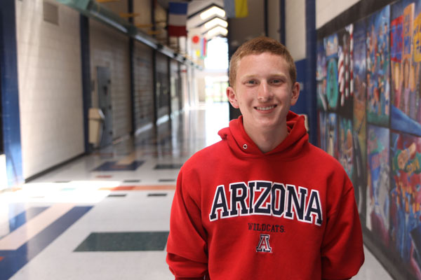 Q and A with StuCo president candidate Stephen McEnery