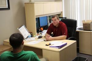 Associate principal Matt Fedde heads to Nebraska at end of year