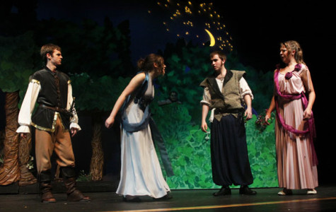 Shakespeare's A Midsummer Night's Dream hits the stage