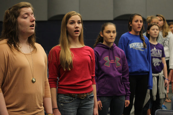 Mill Valley choirs perform in first concert of the year