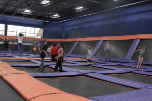 New trampoline park offers enjoyable experience