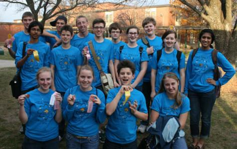 Science Olympiad places at tournament