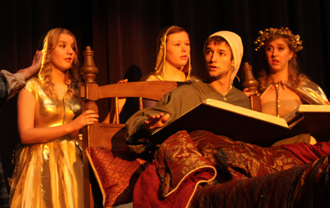 Fall musical provides entertainment for anyone