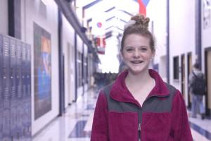 Seven questions with sophomore adoptive sibling Jordan Matlock