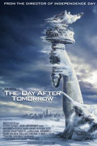 "The next ice age comes early in ""The Day After Tomorrow"""