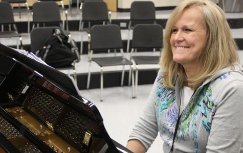 Choir hires temporary accompanist