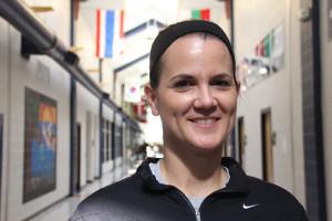 Q&A with health teacher Amy McClure