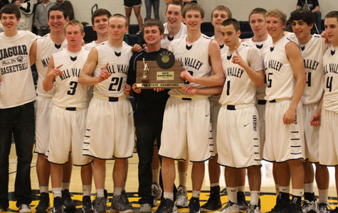Boys basketball advances to state tournament
