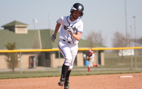Sophomore softball player enjoys leadership position