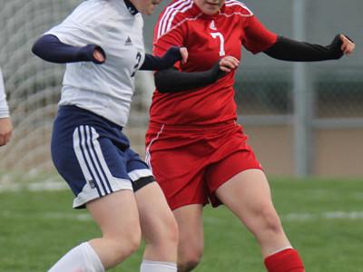 Girls soccer defeats Lansing 5-0